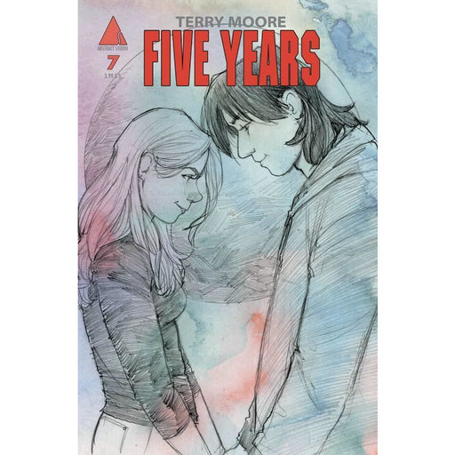 FIVE YEARS #7 - Comics