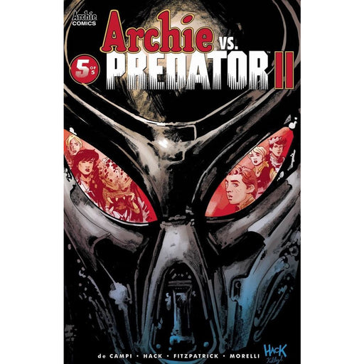 ARCHIE VS PREDATOR 2 #5 (OF 5) CVR A - Comics