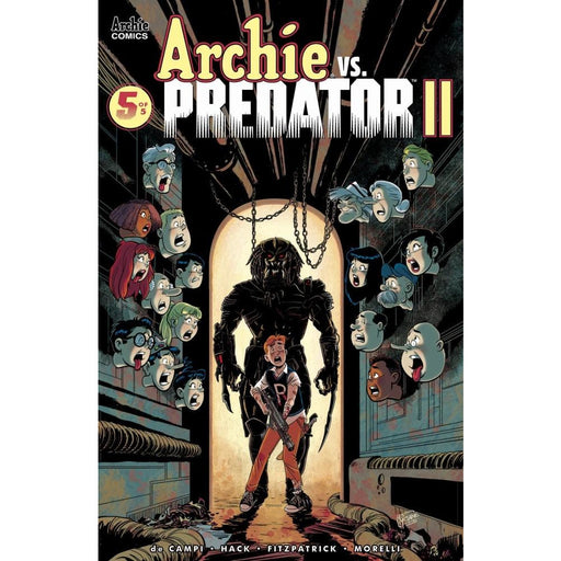 ARCHIE VS PREDATOR 2 #5 (OF 5) CVR C - Comics