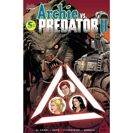 ARCHIE VS PREDATOR 2 #5 (OF 5) CVR F - Comics