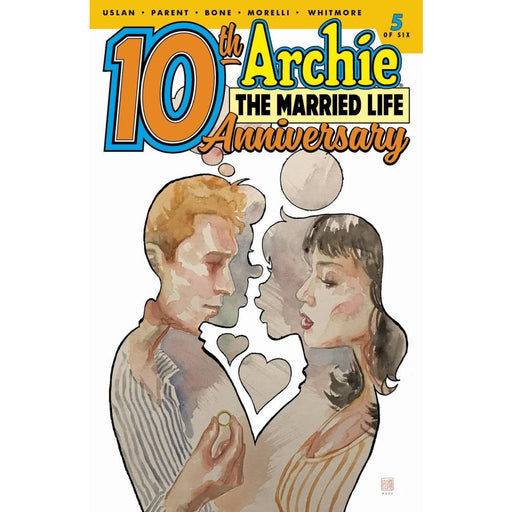 ARCHIE MARRIED LIFE 10 YEARS LATER #5 CVR B - Comics