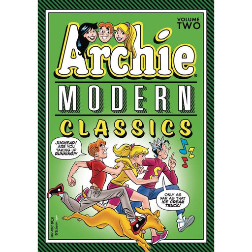 ARCHIE MODERN CLASSICS TP VOL 02 TPB - Books Graphic Novels