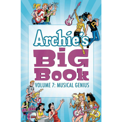 ARCHIES BIG BOOK TP VOL 07 MUSICAL GENIUS TPB - Books Graphic Novels