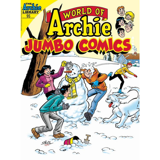 WORLD OF ARCHIE JUMBO COMICS DIGEST #95 - Comics