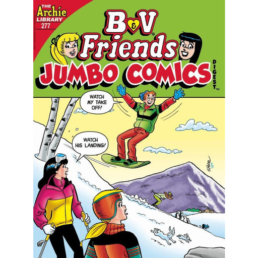 B & V FRIENDS JUMBO COMICS DIGEST #277 - Comics