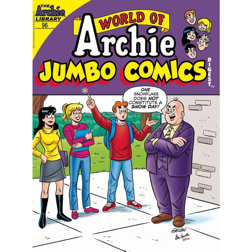 WORLD OF ARCHIE JUMBO COMICS DIGEST #96 - Comics