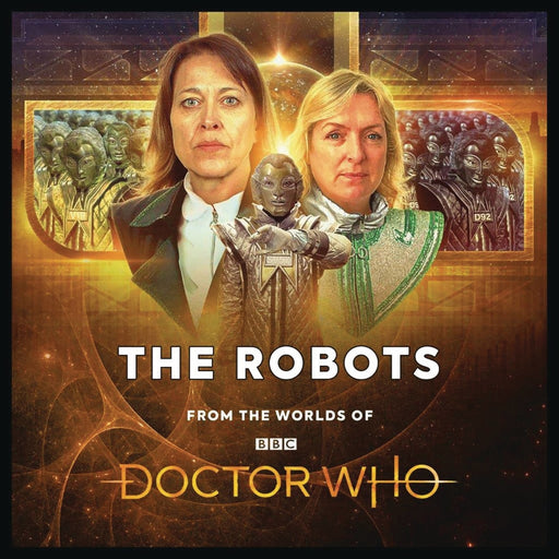 ROBOTS FROM WORLD OF DOCTOR WHO AUDIO CD SET - Video/Audio/Video Games