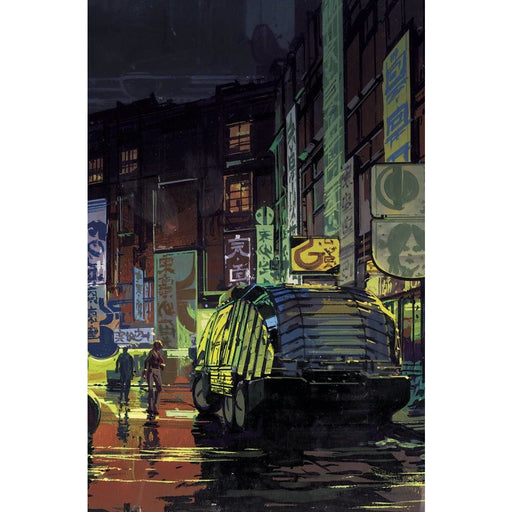 BLADE RUNNER 2019 SYD MEAD PACK - Comics