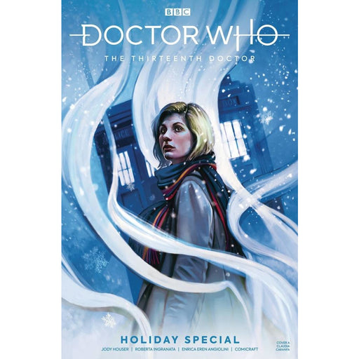 DOCTOR WHO 13TH HOLIDAY SPECIAL TP - Books Graphic Novels