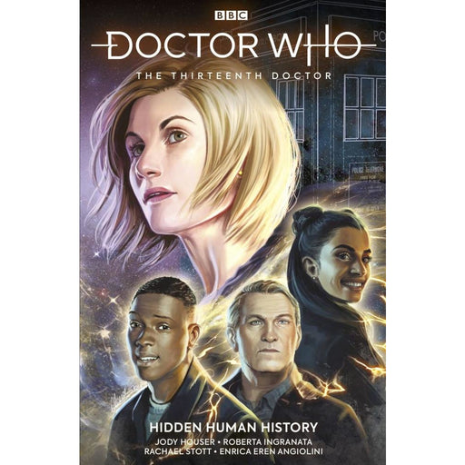 DOCTOR WHO 13TH TP VOL 02 TPB - Books Graphic Novels
