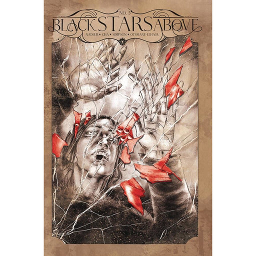 BLACK STARS ABOVE #3 - Comics