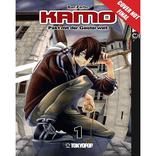 KAMO MANGA GN VOL 03 PACT WITH SPIRIT WORLD - Books Graphic Novels