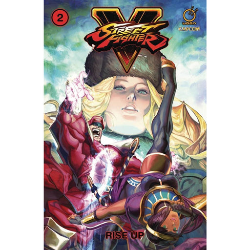 STREET FIGHTER V TP VOL 02 RISE UP TPB - Books Graphic Novels