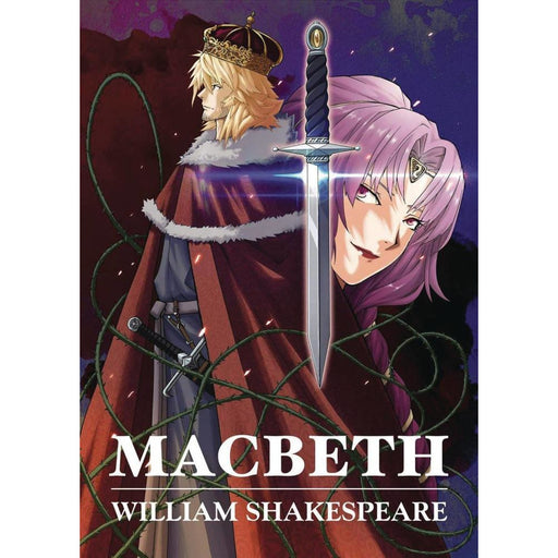 MANGA CLASSICS MACBETH TP - Books Graphic Novels