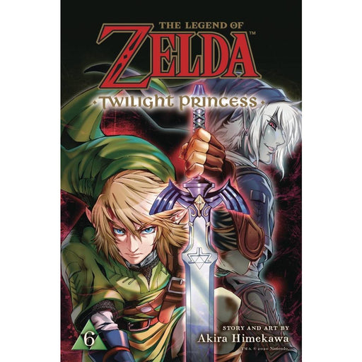 LEGEND OF ZELDA TWILIGHT PRINCESS GN VOL 06 - Books Graphic Novels