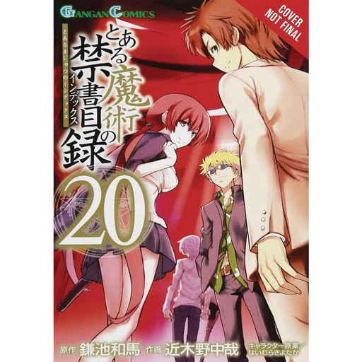 CERTAIN MAGICAL INDEX GN VOL 20 - Books Graphic Novels