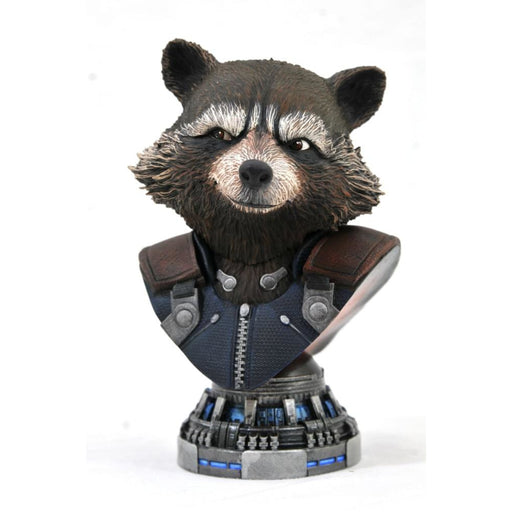 MARVEL LEGENDS IN 3D AVENGERS3 ROCKET RACCOON 1/2 SCALE BUST - Toys/Models