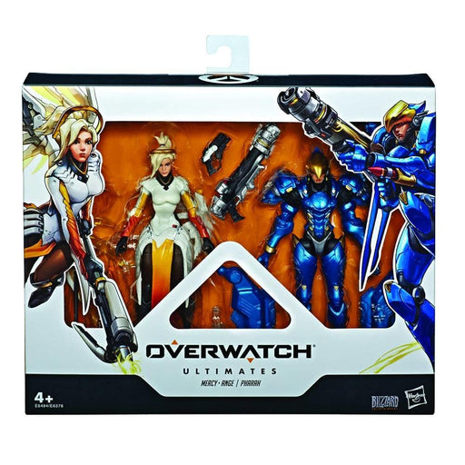 Overwatch Ultimates Mercy & Pharah 2PK AF - Toys/Models