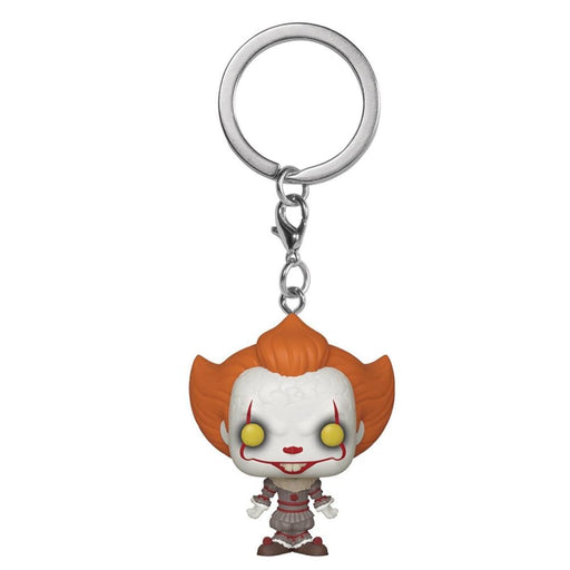 POCKET POP IT CHAPTER 2 PENNYWISE OPEN ARM FIGURE KEYCHAIN - Toys/Models