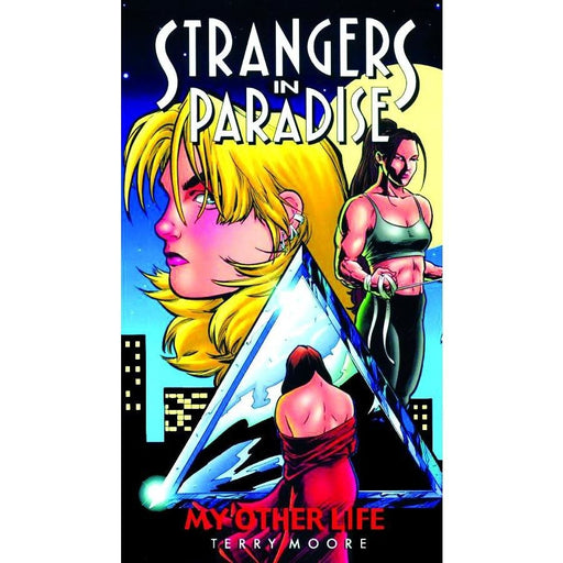 STRANGERS IN PARADISE VOL 08 MY OTHER LIFE TPB - Books-Graphic-Novels