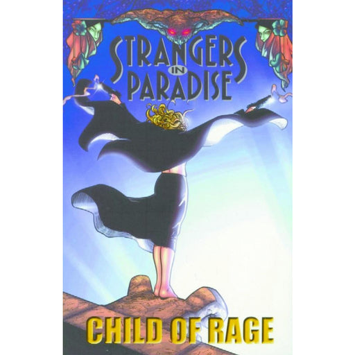 STRANGERS IN PARADISE VOL 09 CHILD OF RAGE TPB - Books-Graphic-Novels