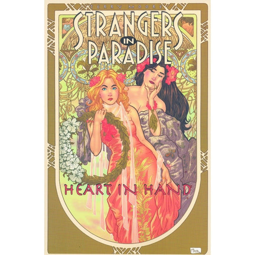 STRANGERS IN PARADISE VOL 12 HEART IN HAND TPB - Books-Graphic-Novels