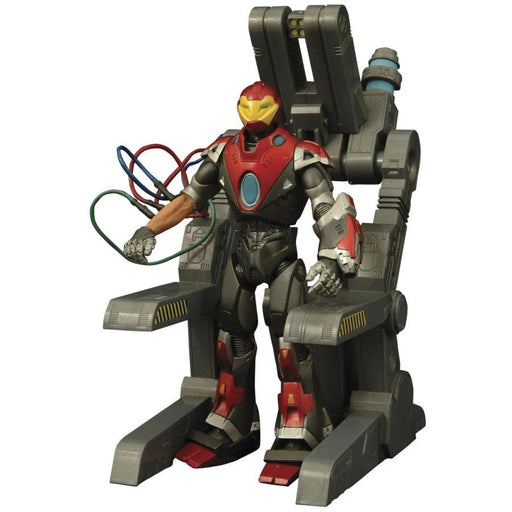 MARVEL SELECT ULTIMATE IRON MAN ACTION FIGURE - Toys/Models