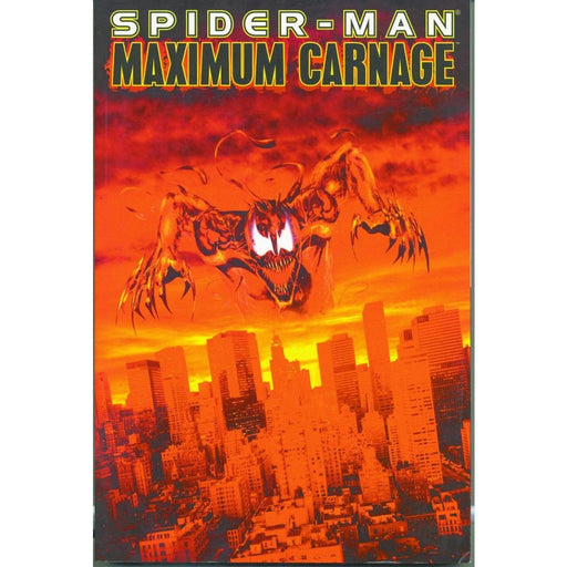 SPIDER-MAN MAXIMUM CARNAGE TPB - Books-Graphic-Novels