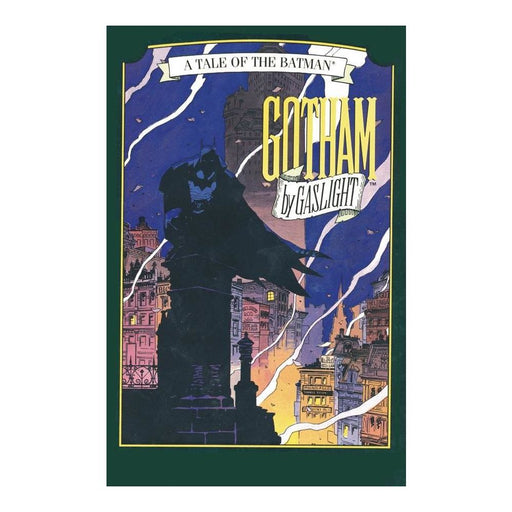 BATMAN GOTHAM BY GASLIGHT NEW ED TPB - Books-Graphic-Novels
