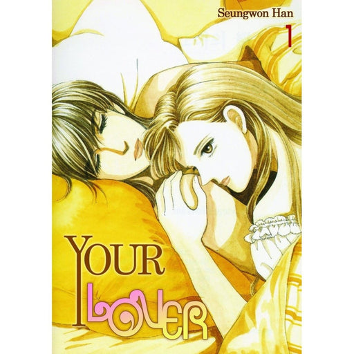 YOUR LOVER VOL 1 GN - Books-Graphic-Novels