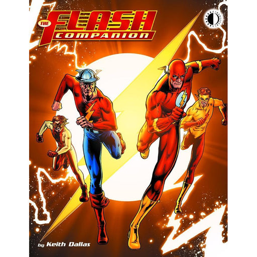 FLASH COMPANION SC - Books-Novels/Sf/Horror