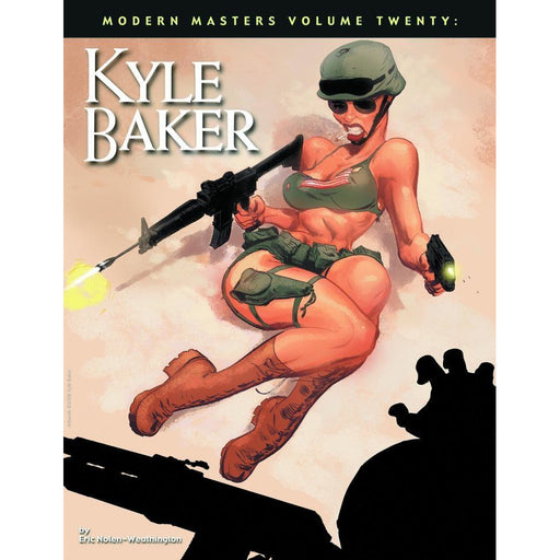 MODERN MASTERS SC VOL 20 KYLE BAKER - Books-Novels/Sf/Horror