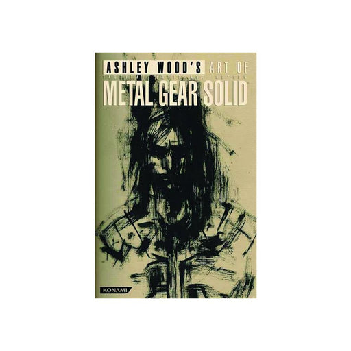 ASHLEY WOOD ART OF METAL GEAR SOLID SC - Books Graphic Novels