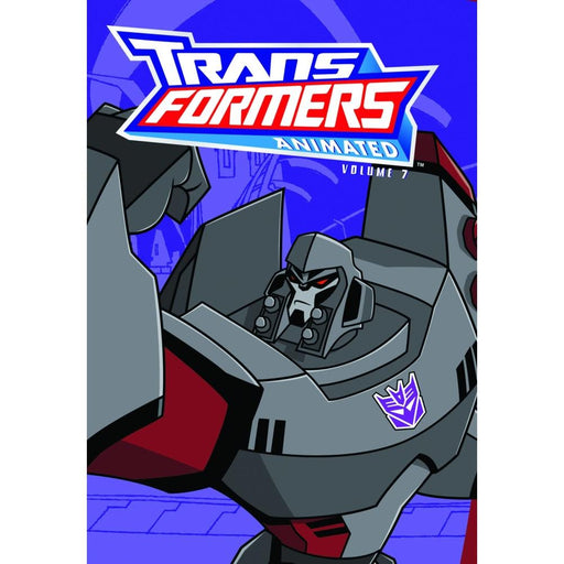 TRANSFORMERS ANIMATED VOLUME 7 TPB - Books Graphic Novels