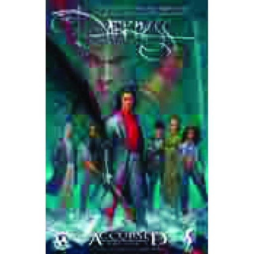 DARKNESS ACCURSED VOL 03 TPB - Books-Graphic-Novels