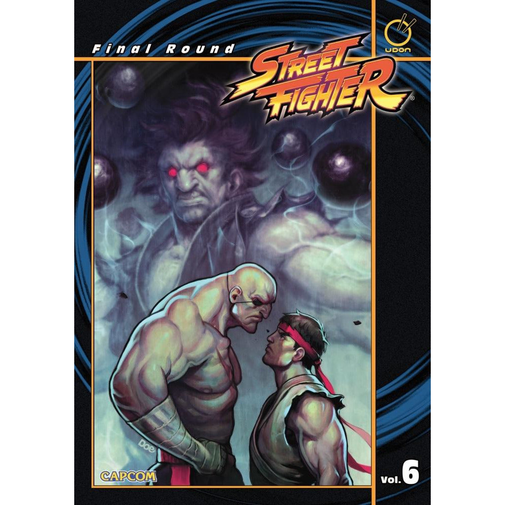 STREET FIGHTER VOL 06 FINAL ROUND TPB - Books-Graphic-Novels