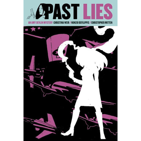 AMY DEVLIN MYSTERY HC VOL 01 PAST LIES - Books-Graphic-Novels