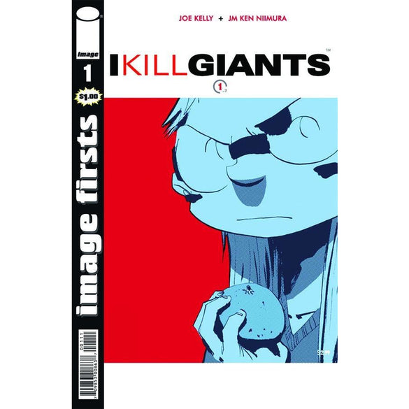 IMAGE FIRSTS I KILL GIANTS #1 - Comics