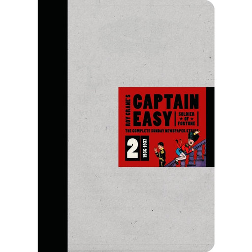 CAPTAIN EASY HC VOL 02 SOLDIER OF FORTUNE - Books-Graphic-Novels