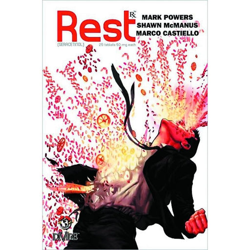 REST VOL 01 (TOP COW ED) TPB - Books-Graphic-Novels
