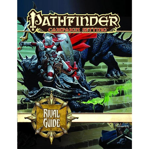 PATHFINDER CAMPAIGN SETTING RIVAL GUIDE - Games