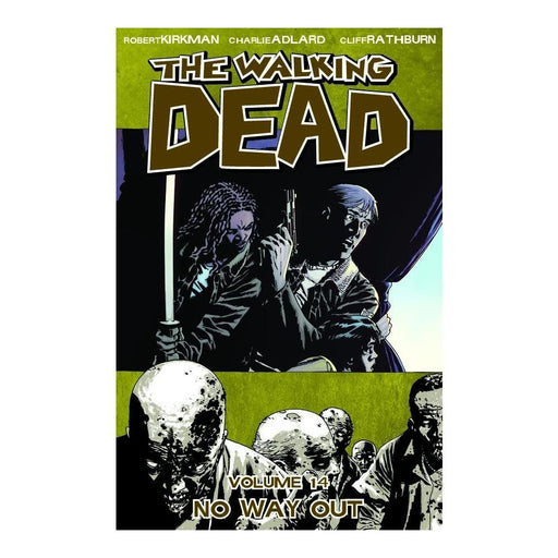 WALKING DEAD VOLUME 14 NO WAY OUT TPB - Books Graphic Novels