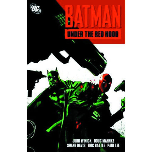BATMAN UNDER THE RED HOOD TPB - Books-Graphic-Novels