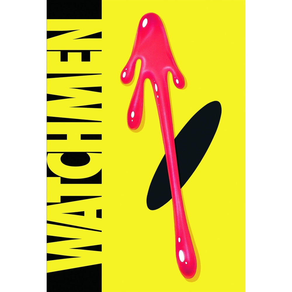 WATCHMEN THE ABSOLUTE EDITION HC - Books-Graphic-Novels