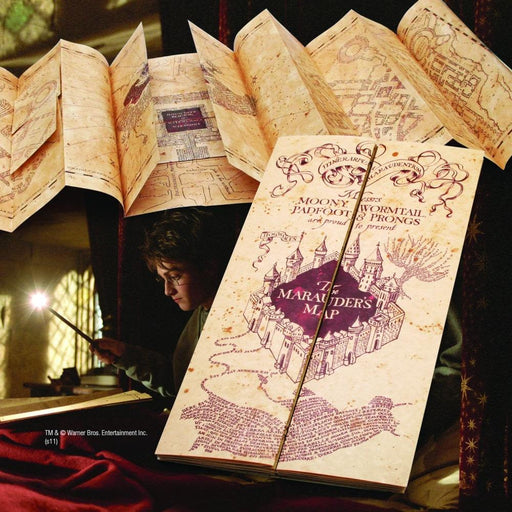 HARRY POTTER MARAUDERS MAP PROP - Posters/Prints