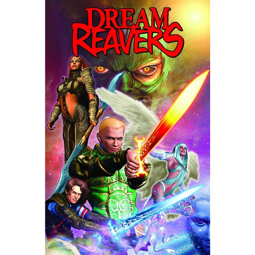 DREAM REAVERS TPB - Books-Graphic-Novels