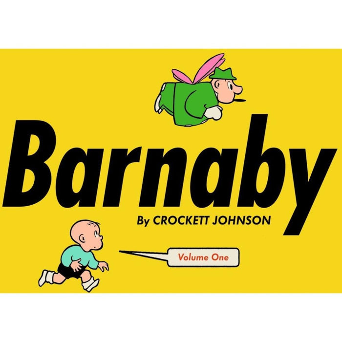 BARNABY VOLUME 1 HARDBACK - Books-Graphic-Novels