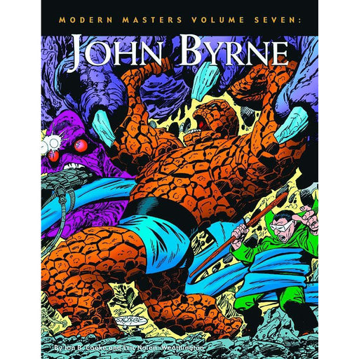 MODERN MASTERS SC VOLUME 07 JOHN BYRNE NEW PTG - BOOK - NOVEL/SF/HORROR - Books-Novels/Sf/Horror