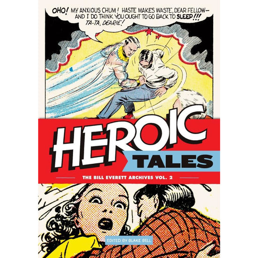 BILL EVERETT ARCHIVES HC VOL 02 HEROIC TALES - Books-Graphic-Novels