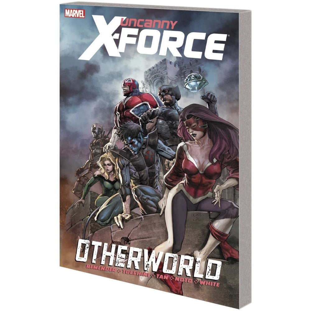 UNCANNY X-FORCE VOL 05 OTHERWORLD TPB - Books-Graphic-Novels